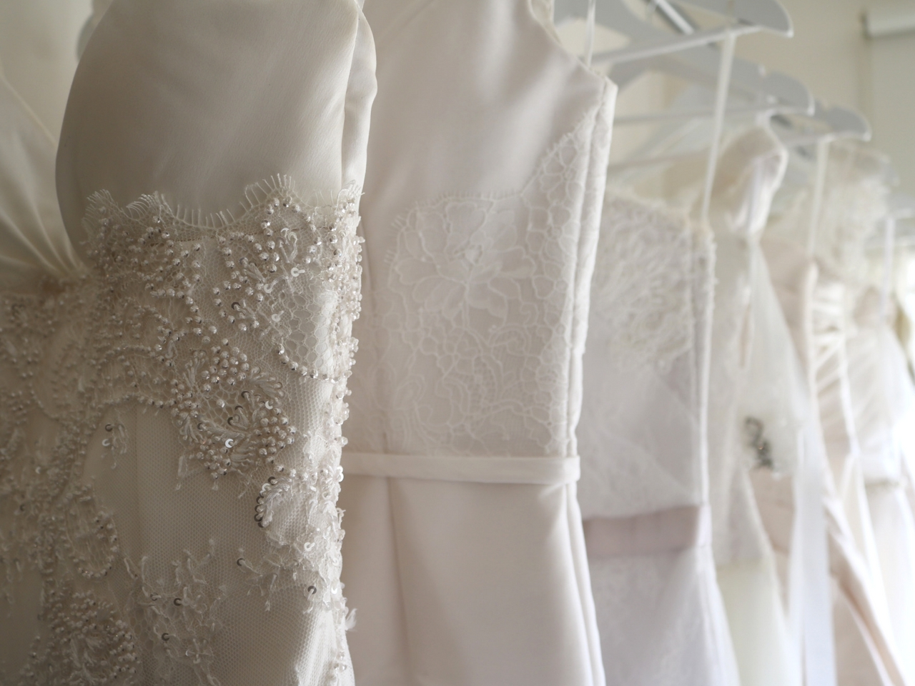 Wedding dresses bryony jayne couture berwick melbourne for Off the rack wedding dresses melbourne