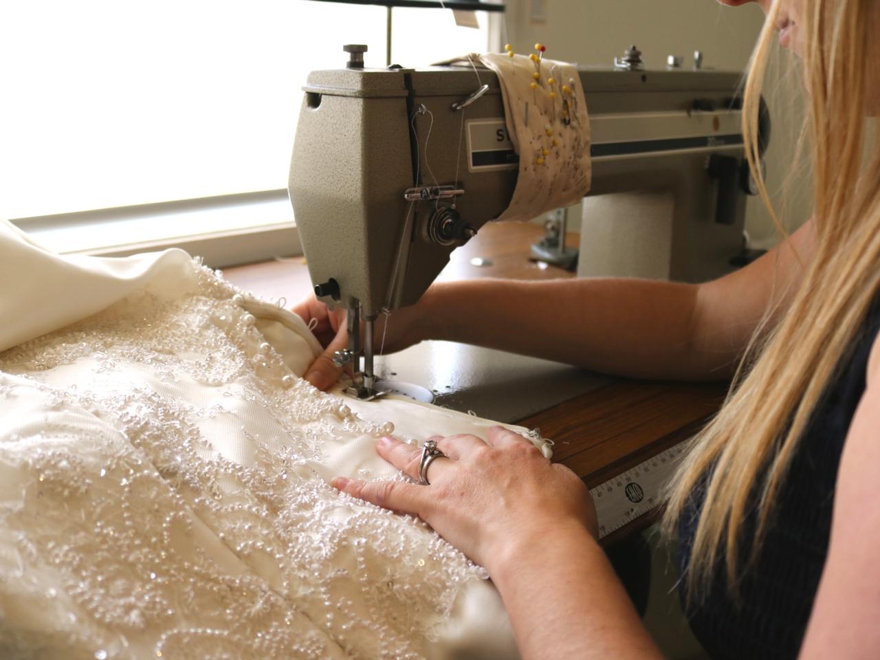 Wedding Dress Fabrics – A simple guide
