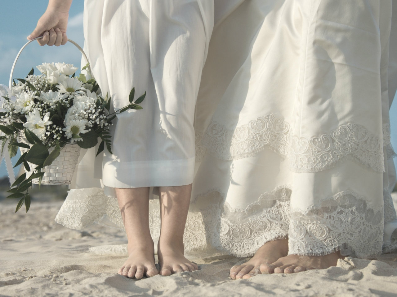Beach Wedding Dress Inspo