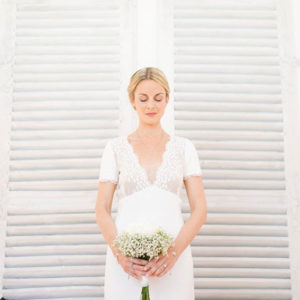 vintage inspired wedding dresses