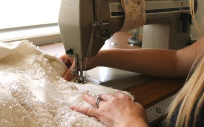 Wedding Dress Fabrics – A simple guide