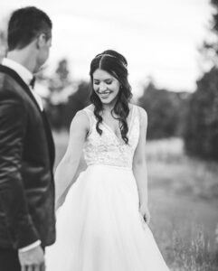 spring wedding dress trends